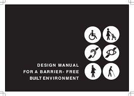 Barrier-Free Environment logo